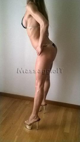 Massaggiatrici Ferrara NEW- SPECIALE E COMPLETO BODY MASSAGE + YOU & ME NUDI, PROSTATICO LINGAM E ANTISTRESS