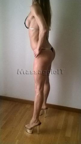 Massaggiatrici Padova NEW- Strepitoso Ed Avvolgente Total Body Massage, Romantici E You E Me