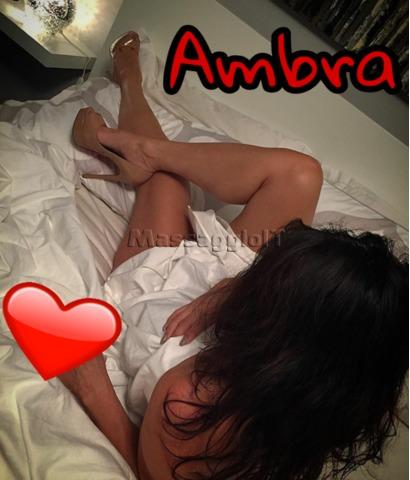 Massaggi Pistoia Non è  un sogno ma pura reAltà Ambra 3348521470