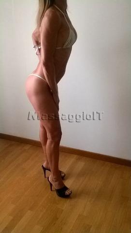 Massaggiatrici Verona BODY MASSAGE COMPLETI + YUU E ME TOUCH E LINGAM PROSTATICO E