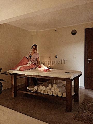 Massaggi Roma Roma- Il massaggio un tocco di energia che ti rigenera