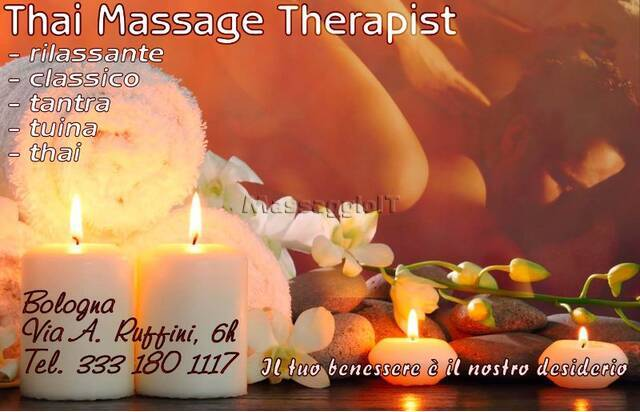 Centri Massaggi Orientali Bologna Bologna: Il tuo benessere è il nostro desiderio - 3331801117