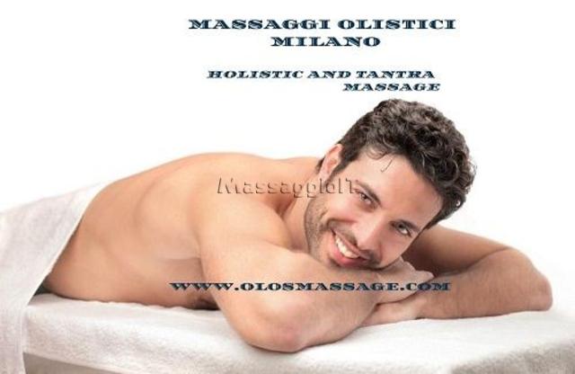 Massaggiatori Milano Massaggiatore olistico Milano - only for man - olosmassage.com