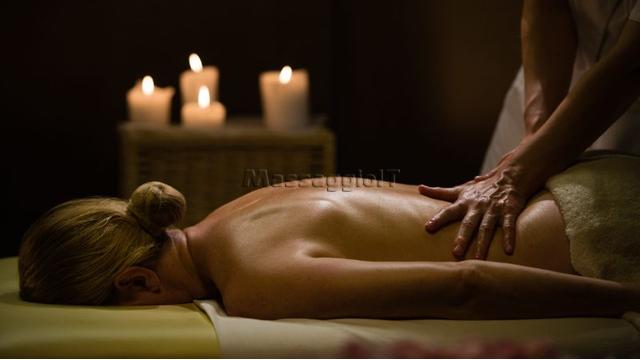 Massaggi Bergamo Non il solito massaggio...per Lei